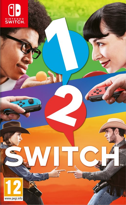 Cover - 1-2-Switch