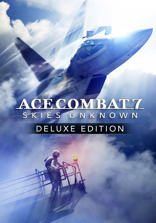 Cover - Ace Combat 7: Skies Unknown