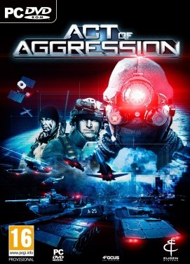 Cover - Act of Aggression