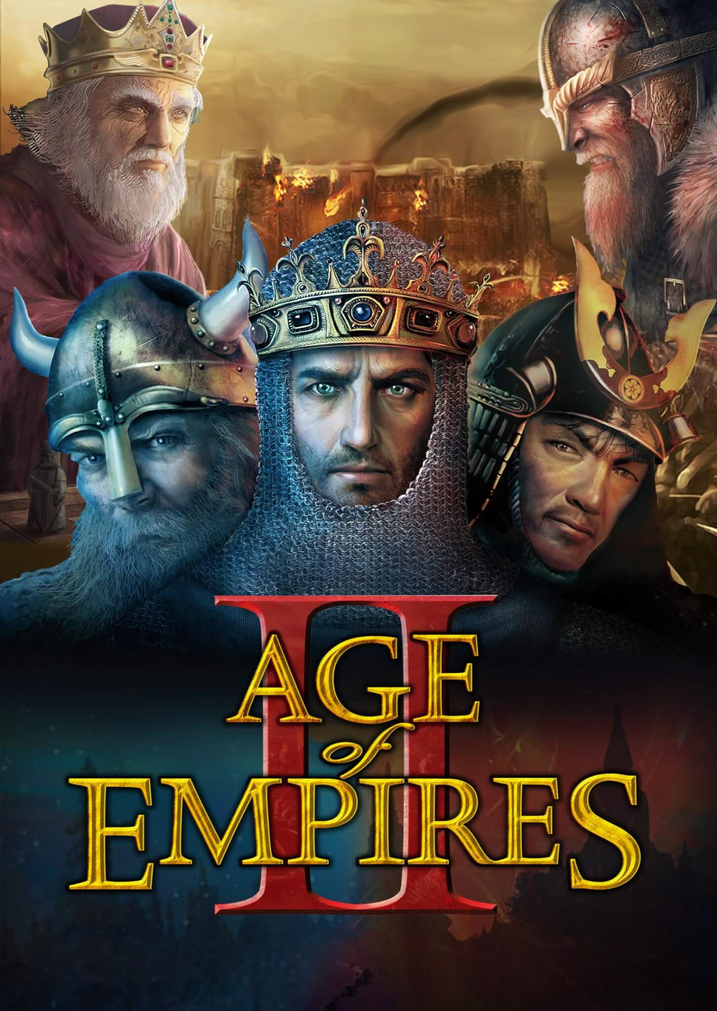Cover - Age of Empires 2: The Age of Kings