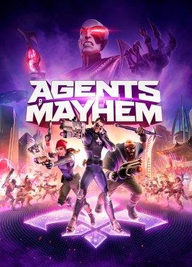 Cover - Agents of Mayhem