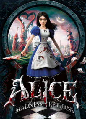 Cover - Alice Madness Returns