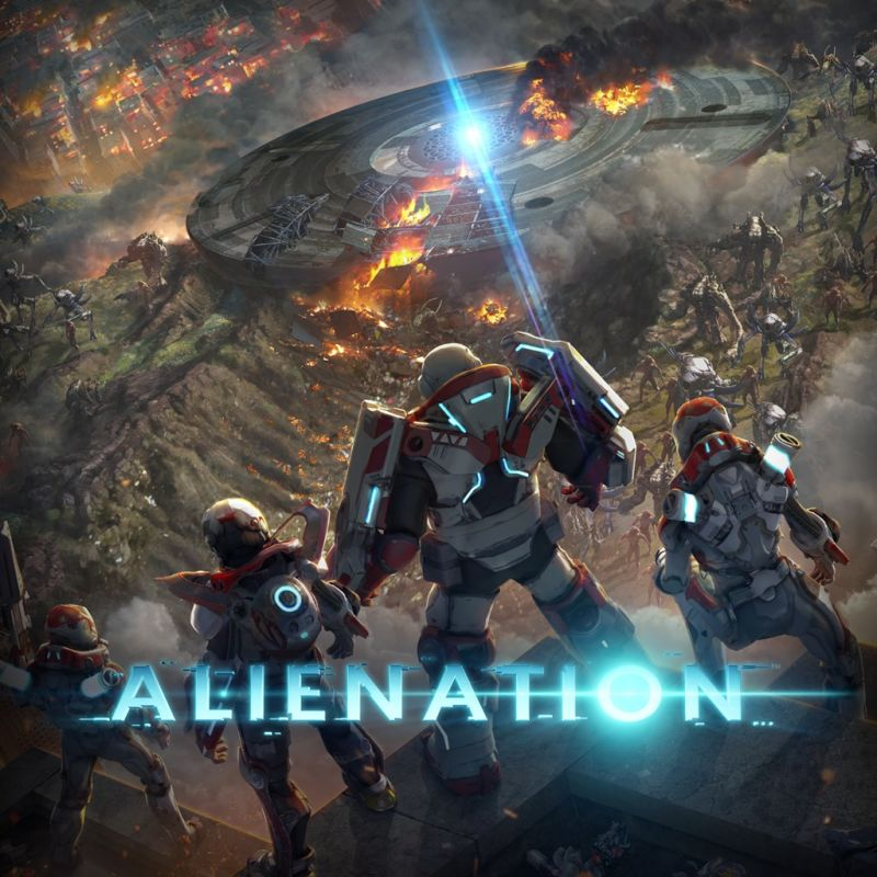 Cover - Alienation