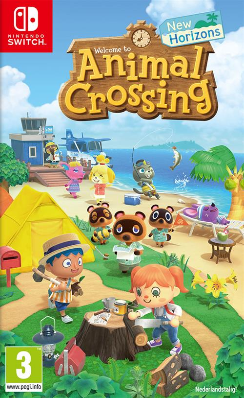Cover - Animal Crossing: New Horizons