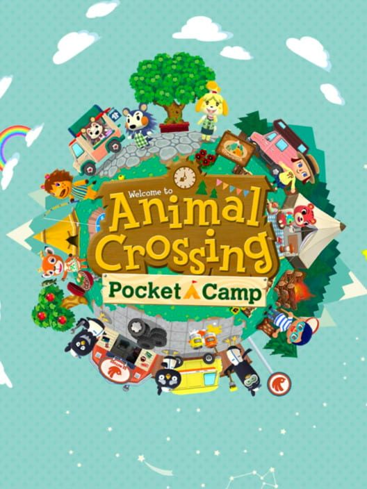 Cover - Animal Crossing: Pocket Camp