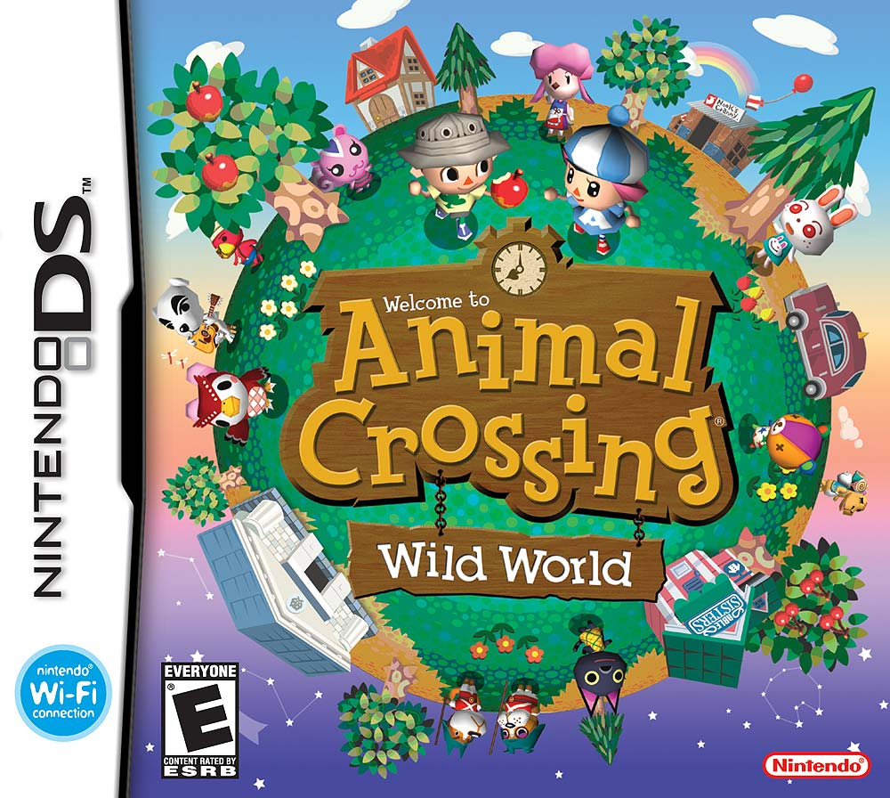 Cover - Animal Crossing: Wild World