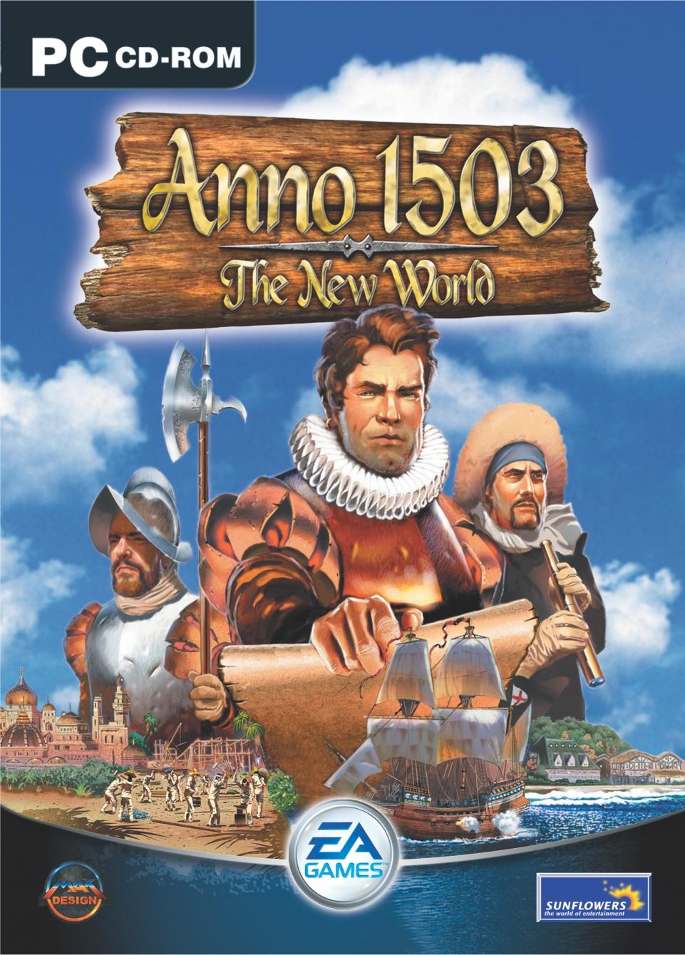 Cover - Anno 1503