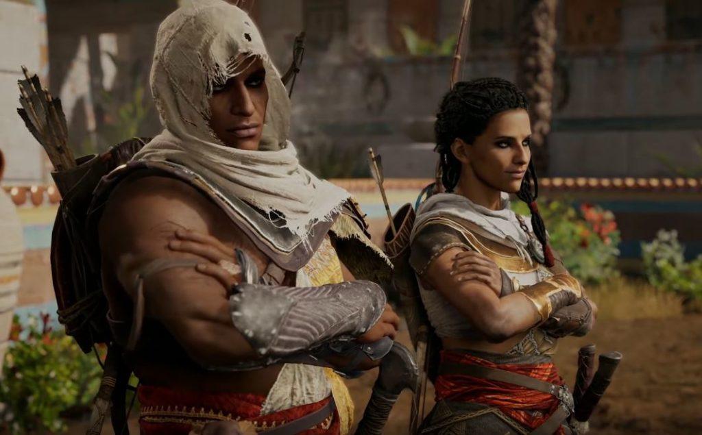Assassin's Creed Origins   Pixel Vault
