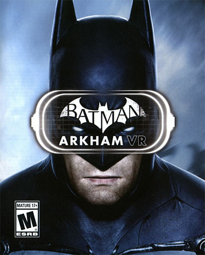 Cover - Batman: Arkham VR
