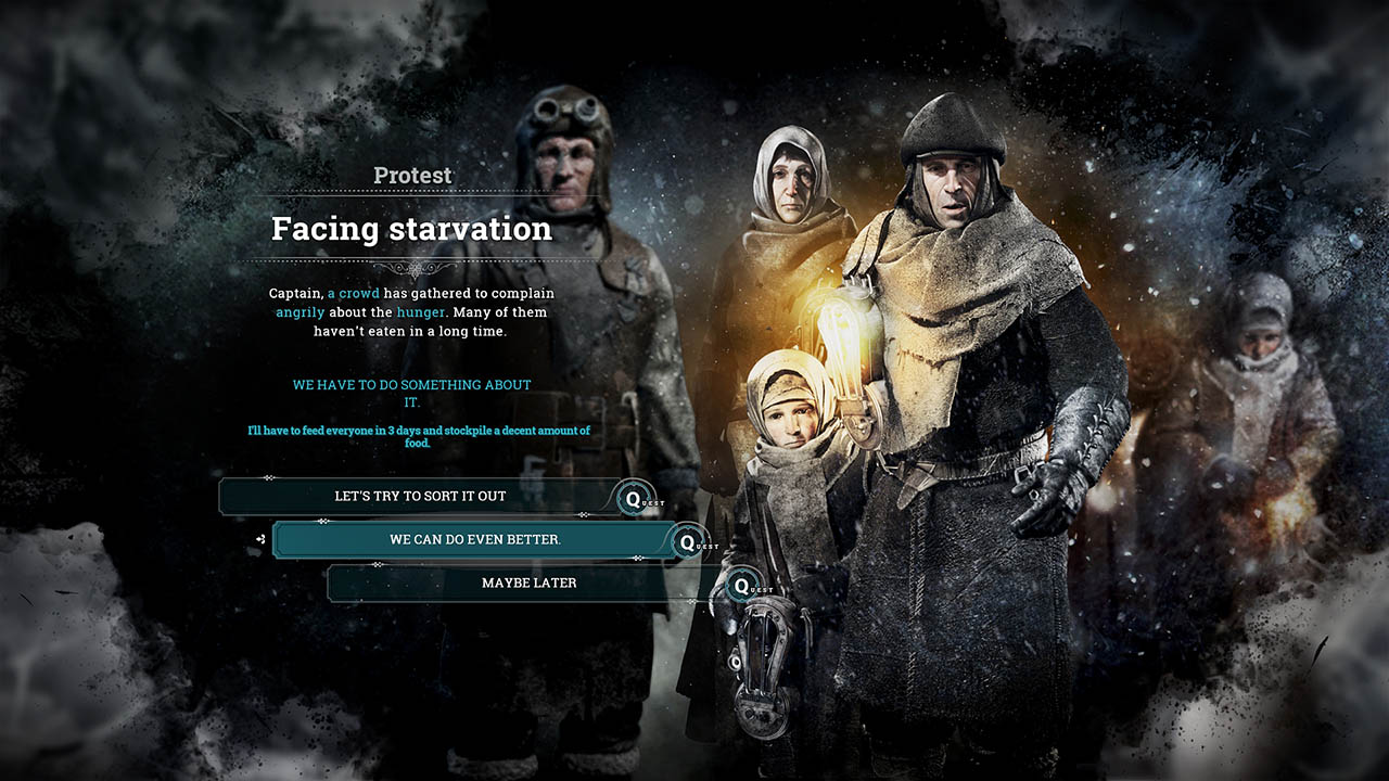 Review Frostpunk