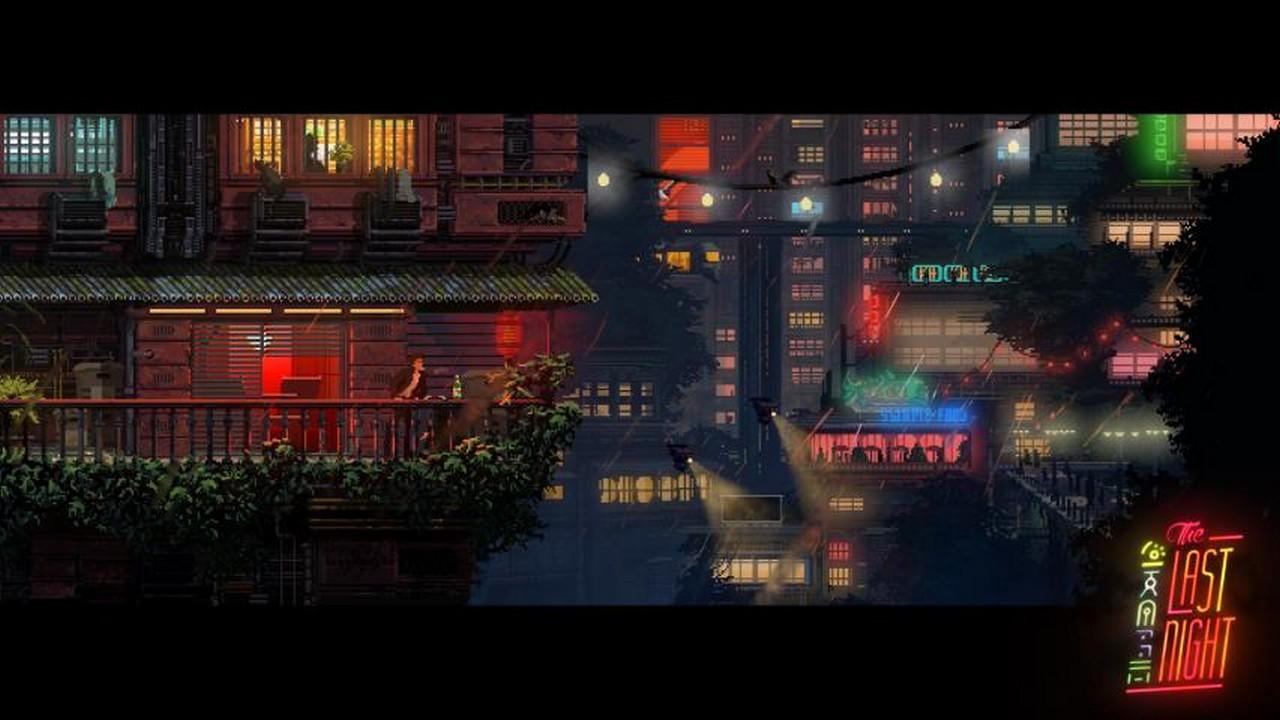 The Last Night   Pixel Vault