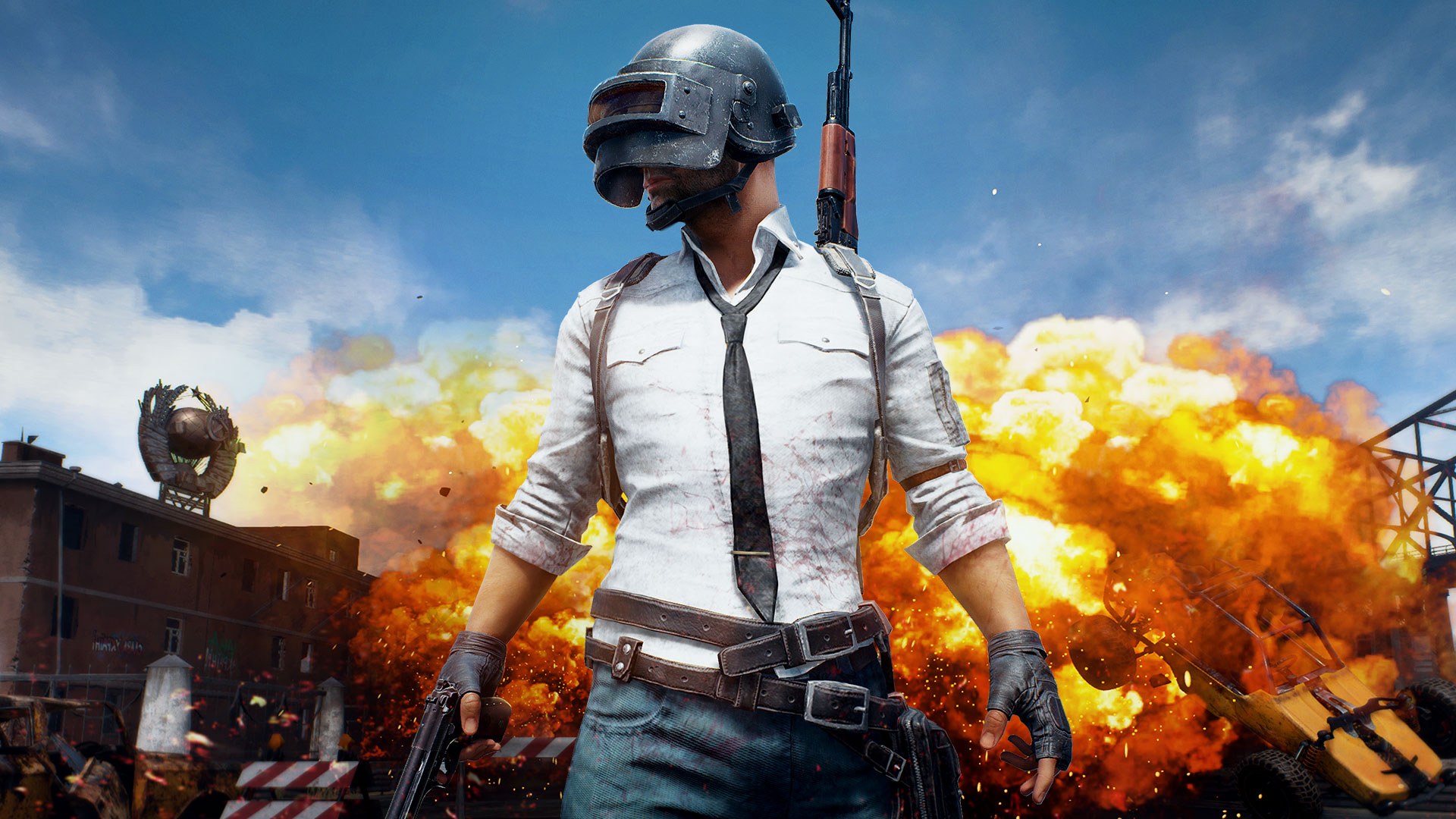 PlayerUnknown's BattleGrounds | PUBG | Pixel Vault