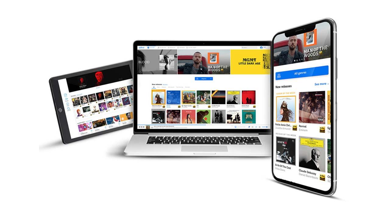 Muziekstreamingdiensten: Qobuz | Pixel Vault