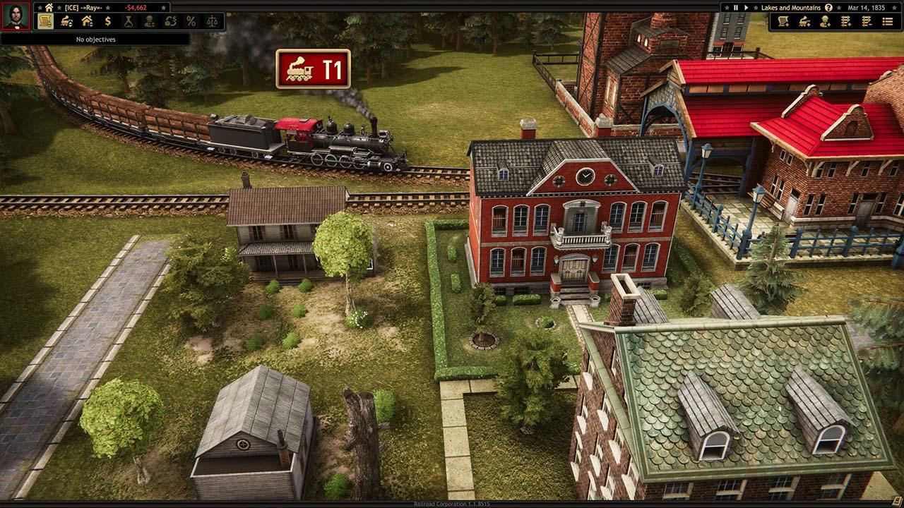 Railroad Corporation   Pixel Vault