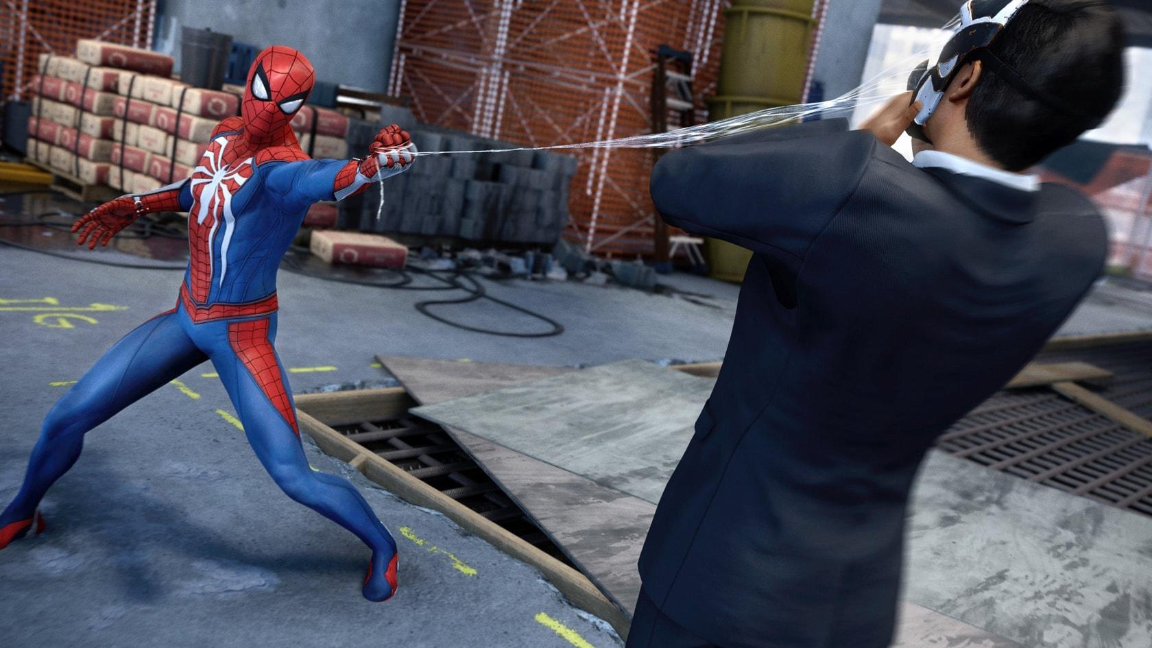 Marvel's Spider-Man | Pixel Vault