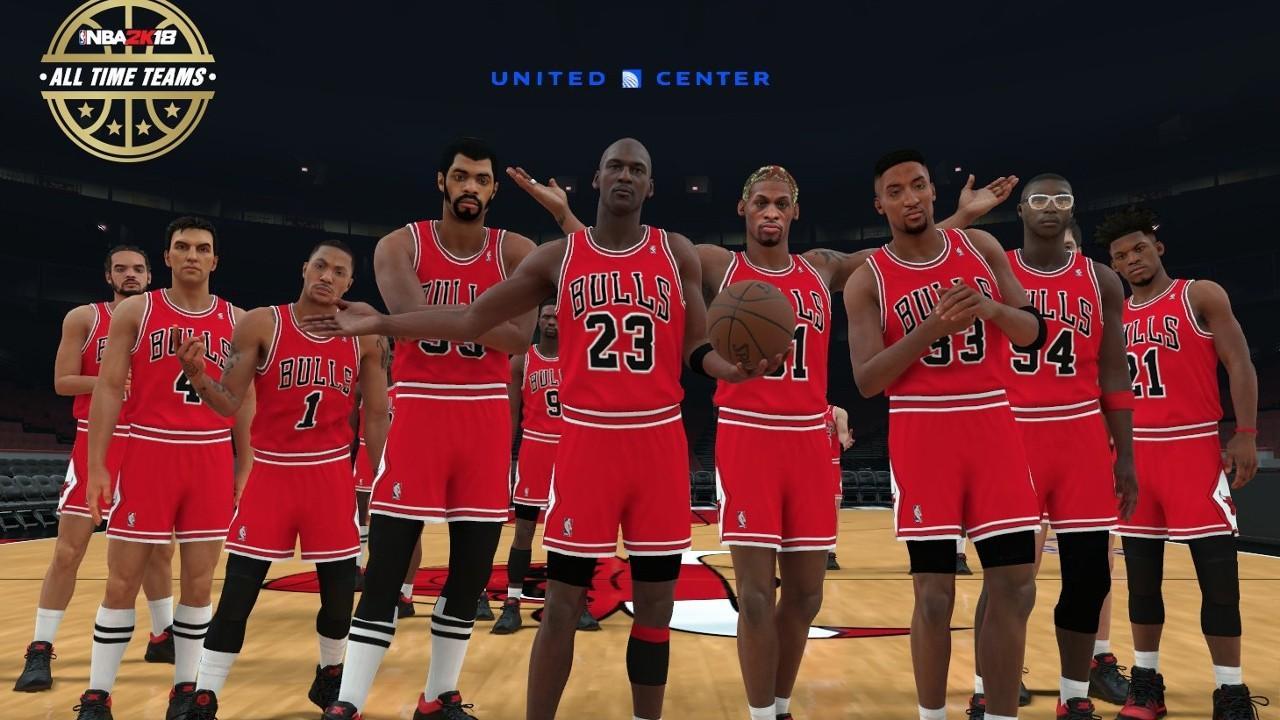 NBA 2K18   Pixel Vault