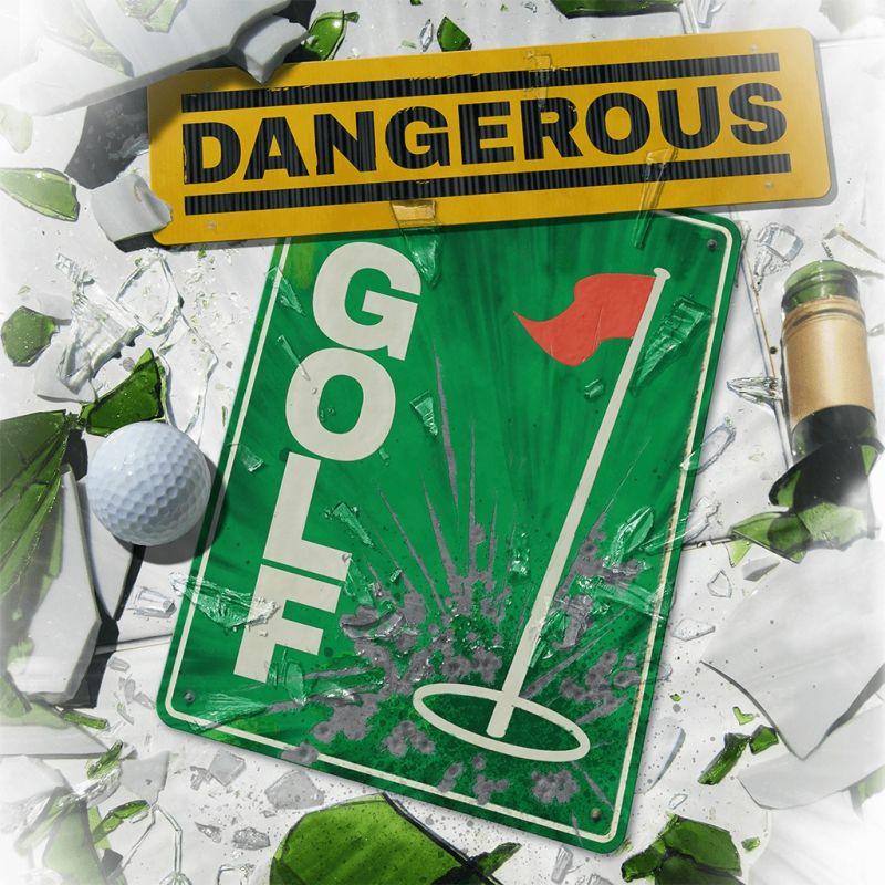 Cover - Dangerous Golf
