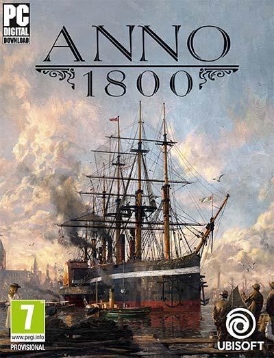 Cover - Anno 1800
