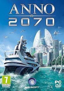 Cover - Anno 2070