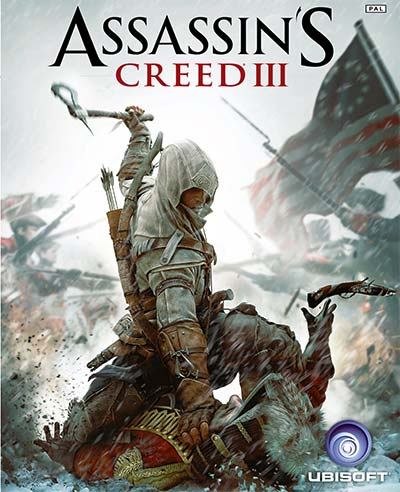 Cover - Assassin's Creed 3