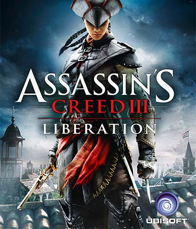 Cover - Assassin's Creed 3: Liberation