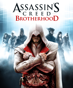 Cover - Assassin's Creed: Brotherhood