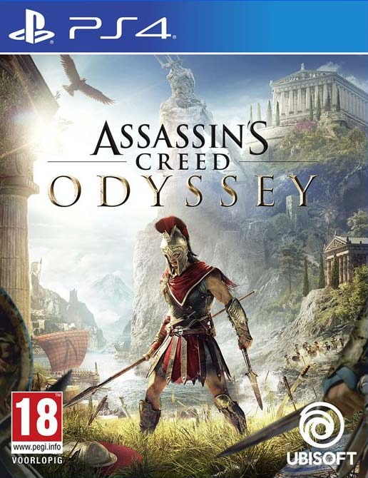 Cover - Assassin's Creed Odyssey