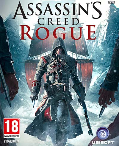 Cover - Assassin's Creed Rogue