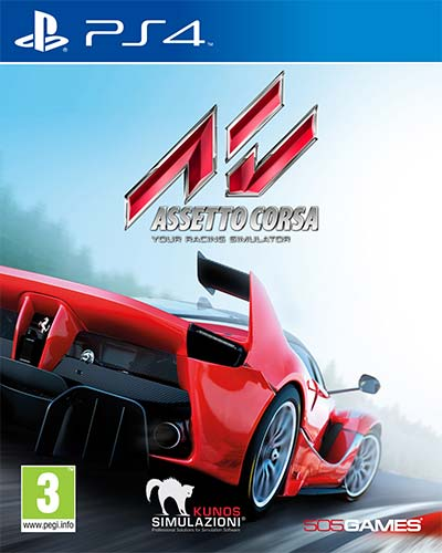 Cover - Assetto Corsa