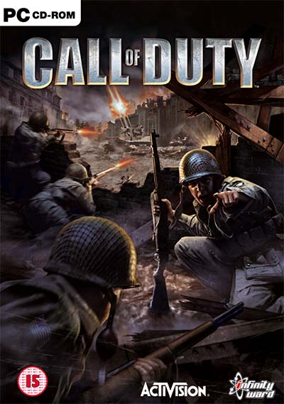 Cover - Call of Duty