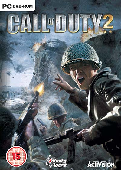 Cover - Call of Duty 2