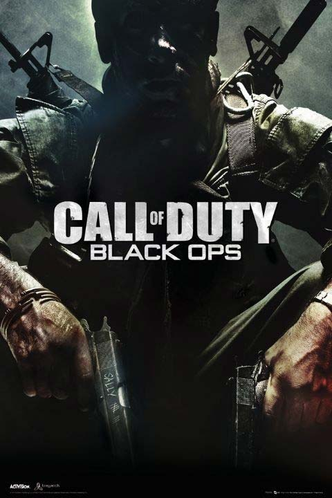 Cover - Call of Duty: Black Ops