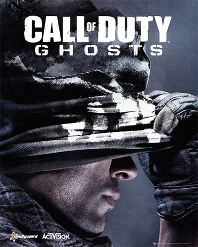 Cover - Call of Duty: Ghosts