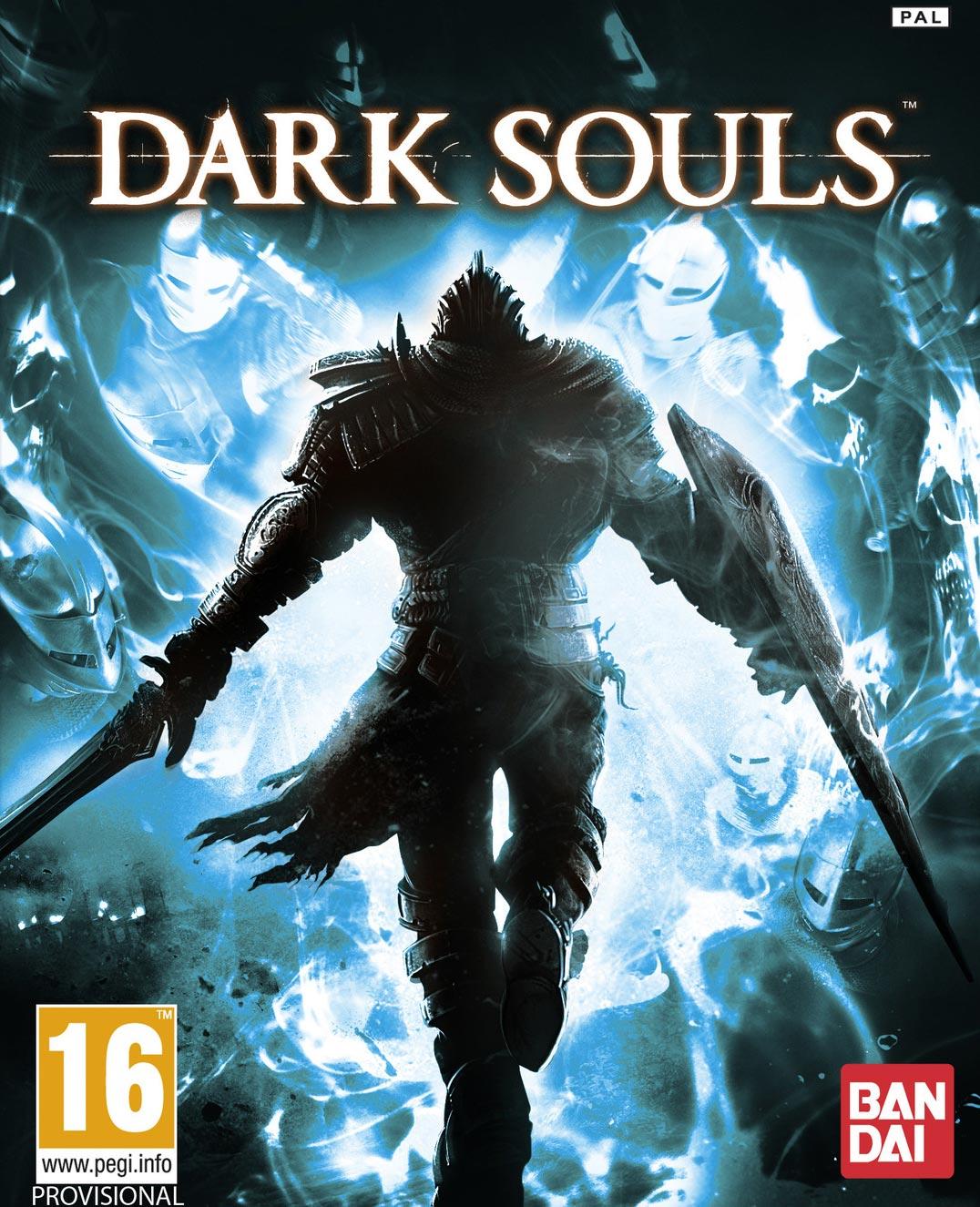 Cover - Dark Souls