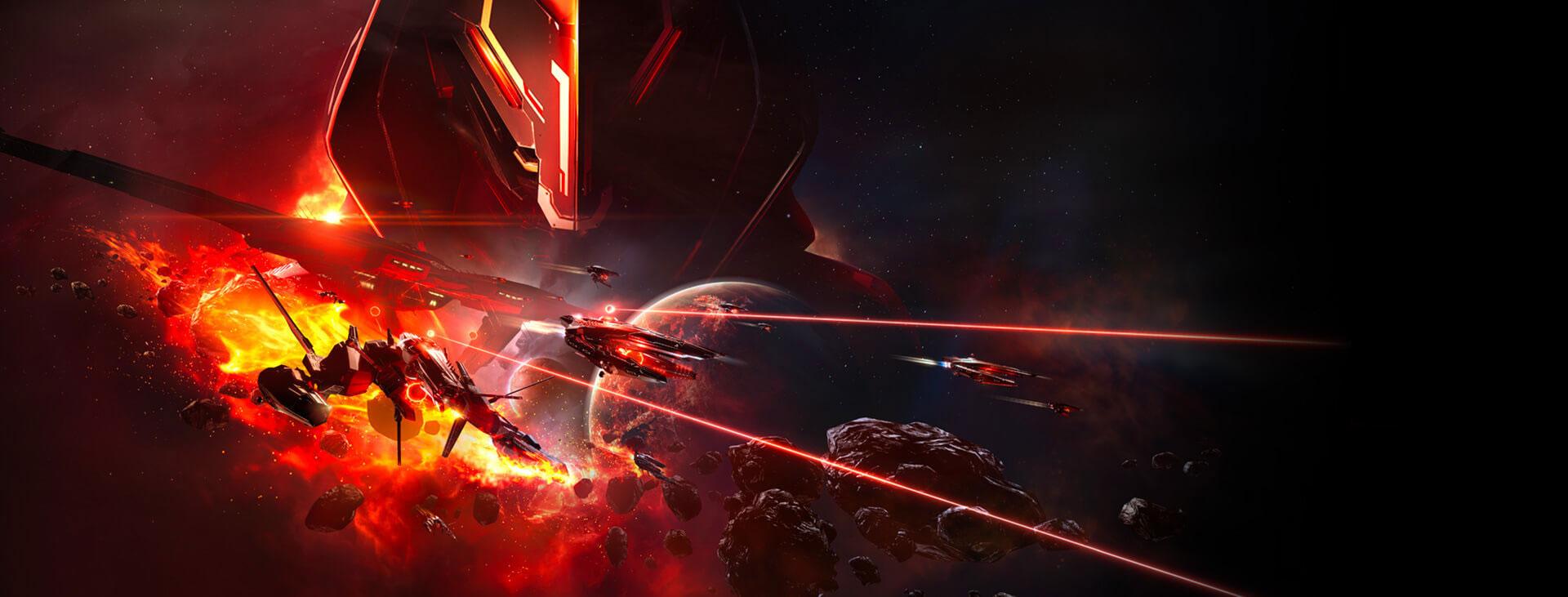 Eve Online | Pixel Vault