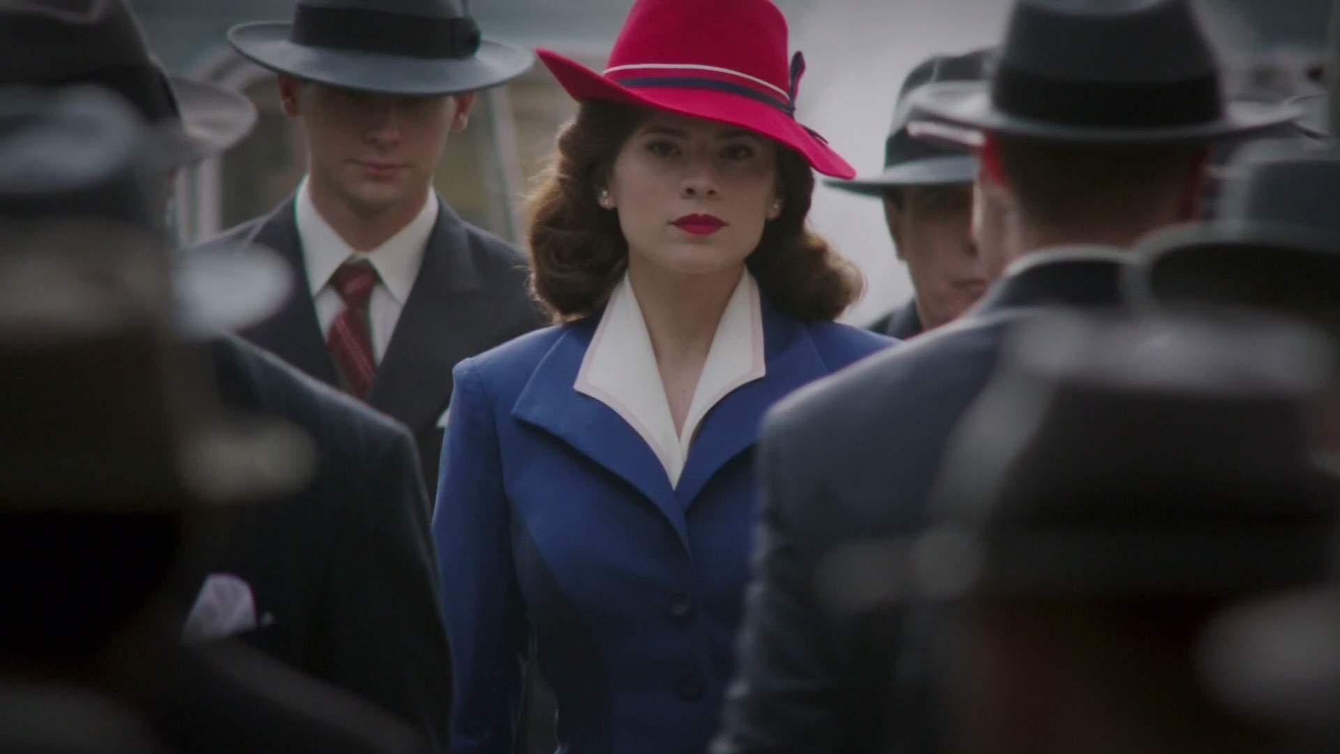 De ultieme Marvel-marathon - Agent Carter | Pixel Vault