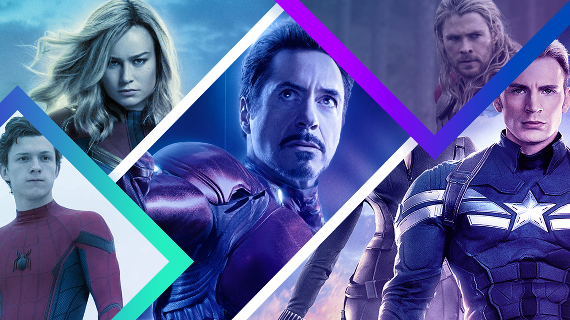 De ultieme Marvel-marathon | Pixel Vault