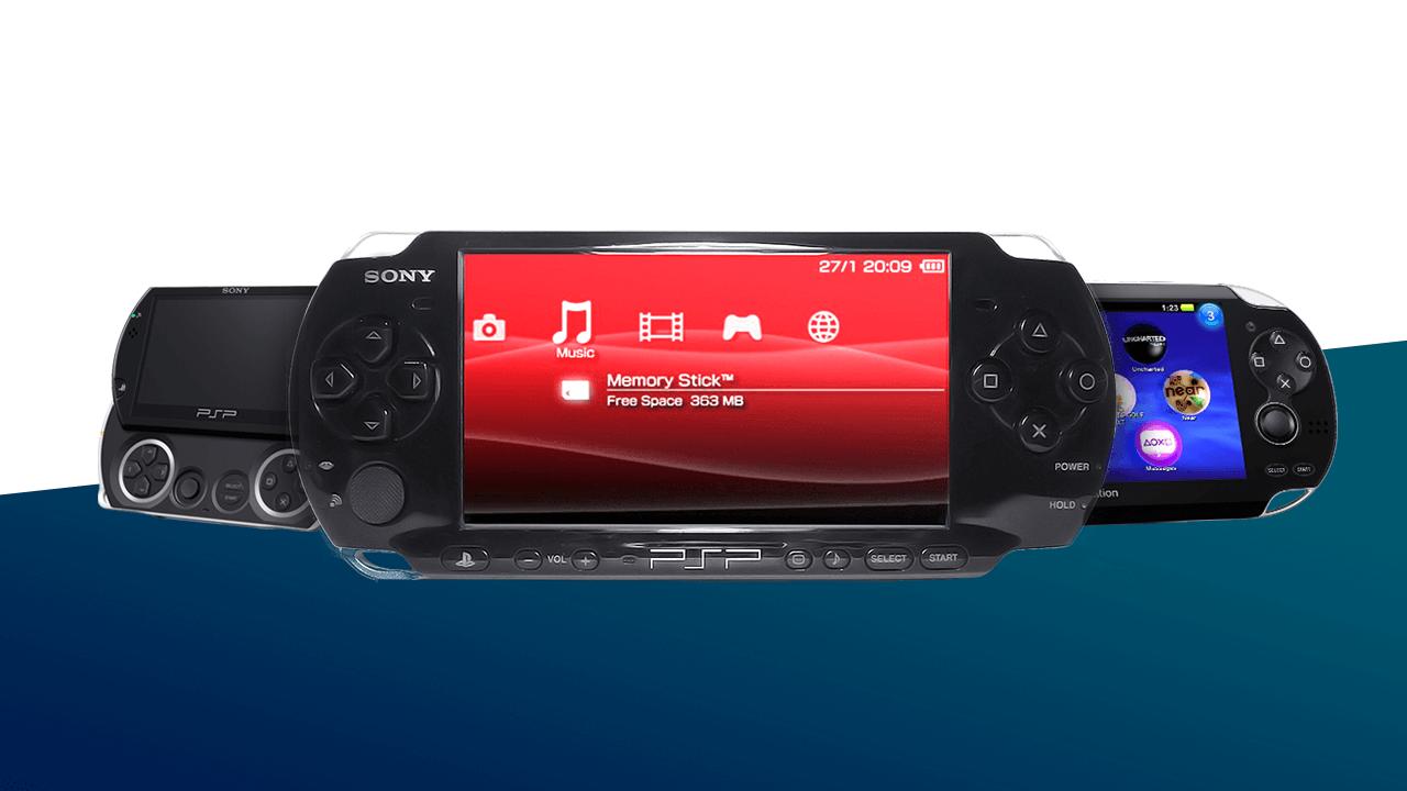 Sony handhelds | Pixel Vault