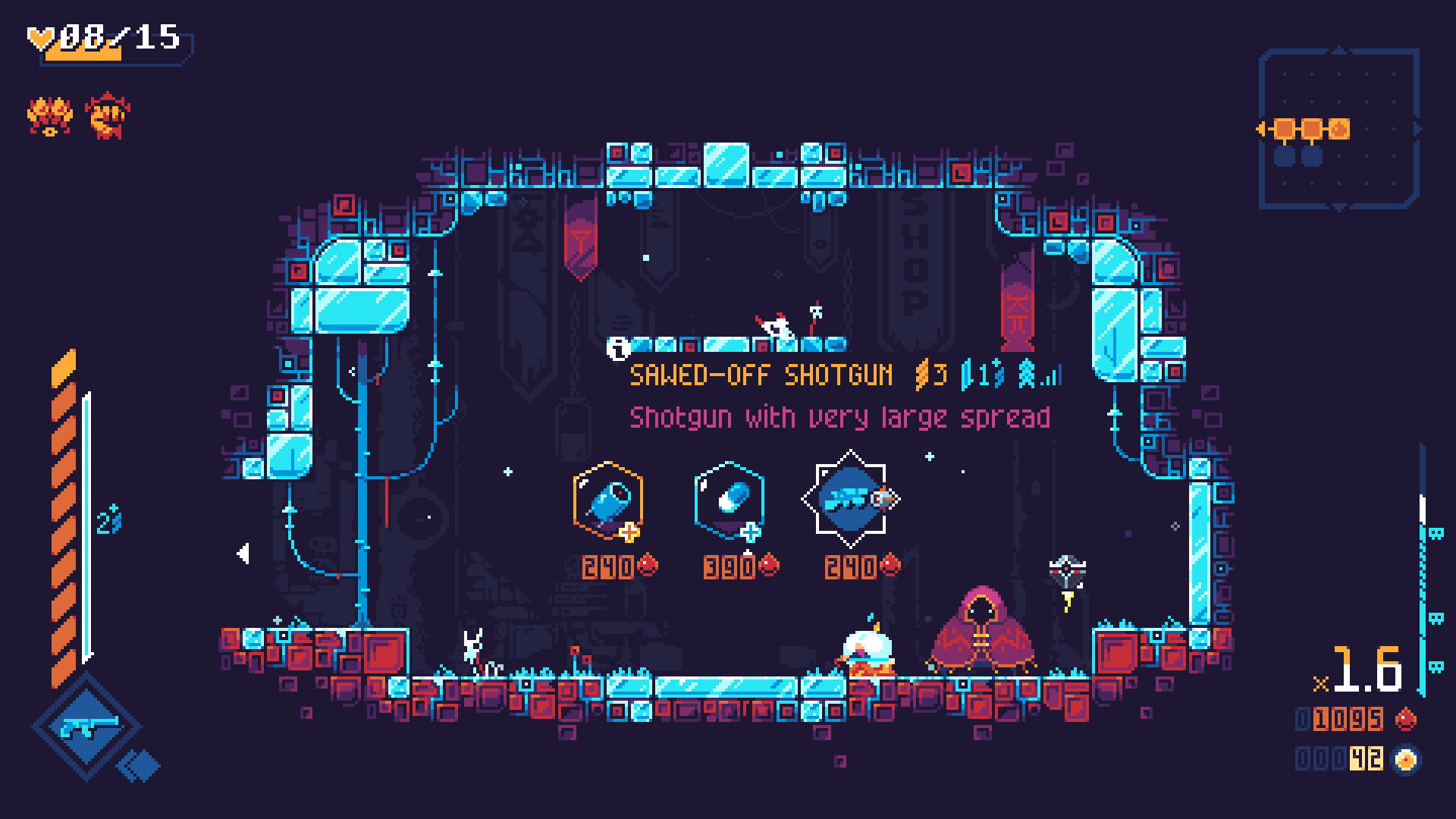 Scourgebringer | Pixel Vault