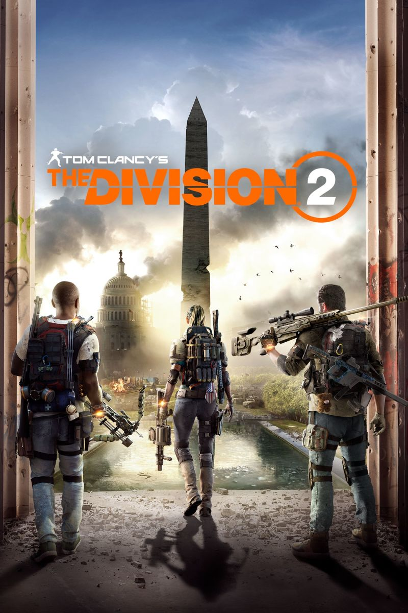 Cover - The Division 2