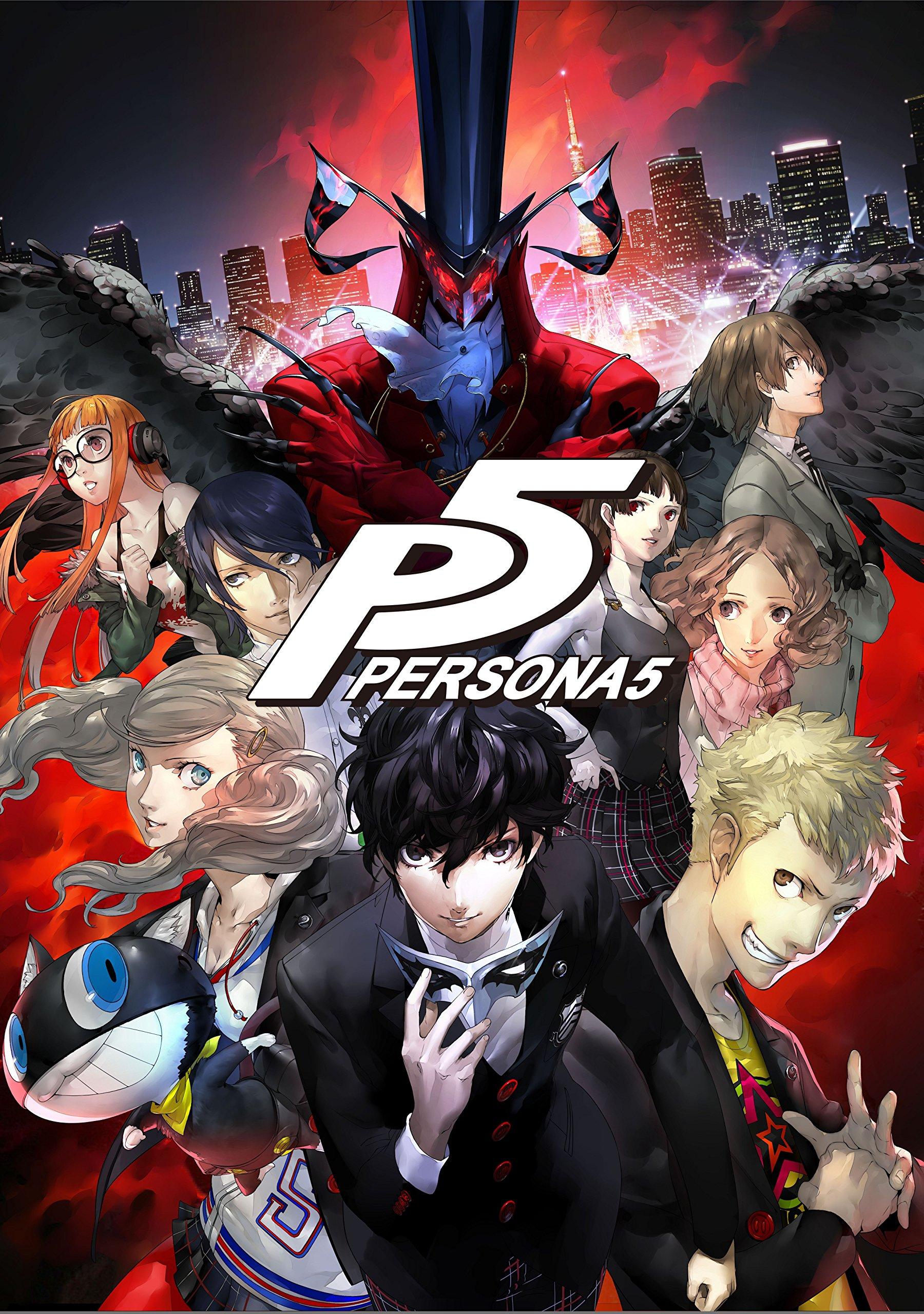 Cover - Persona 5