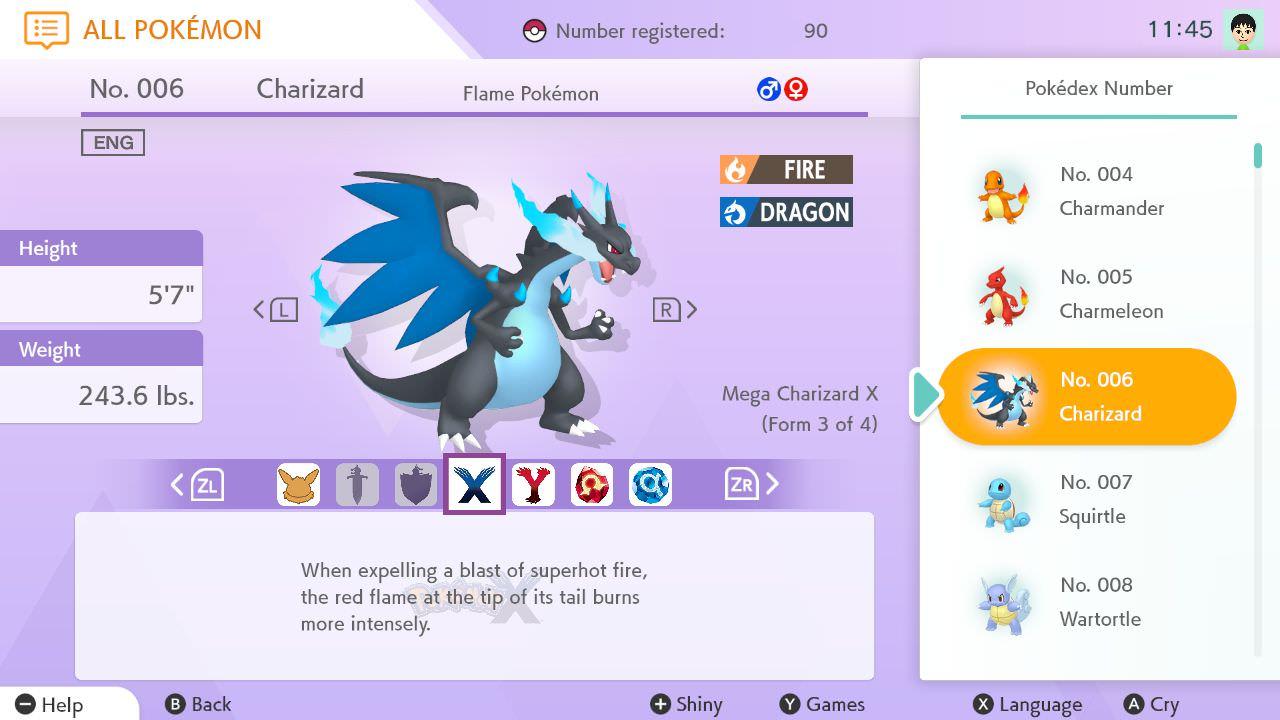 Pokémon Home | Pixel Vault