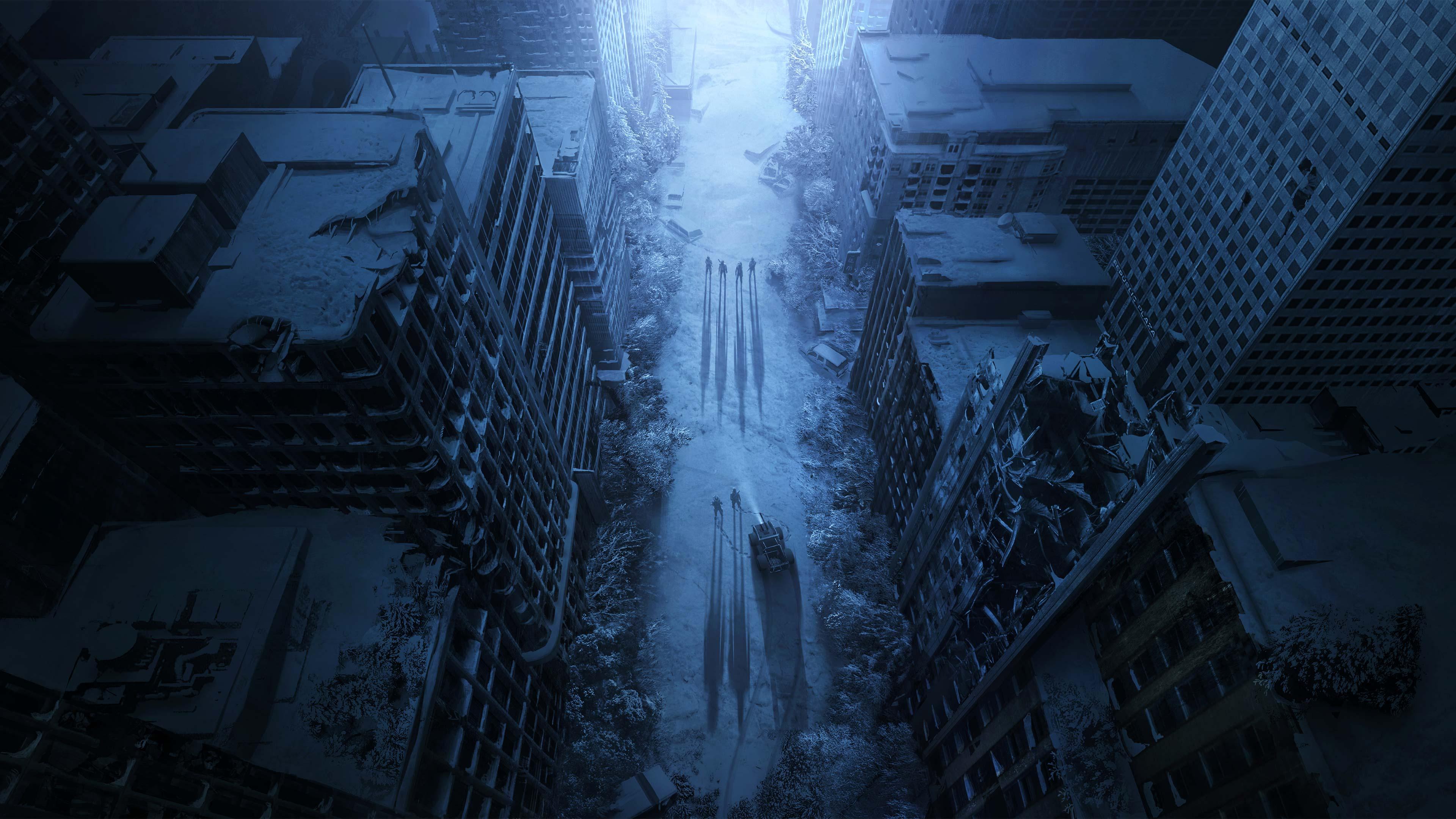 Wasteland 3 | Pixel Vault