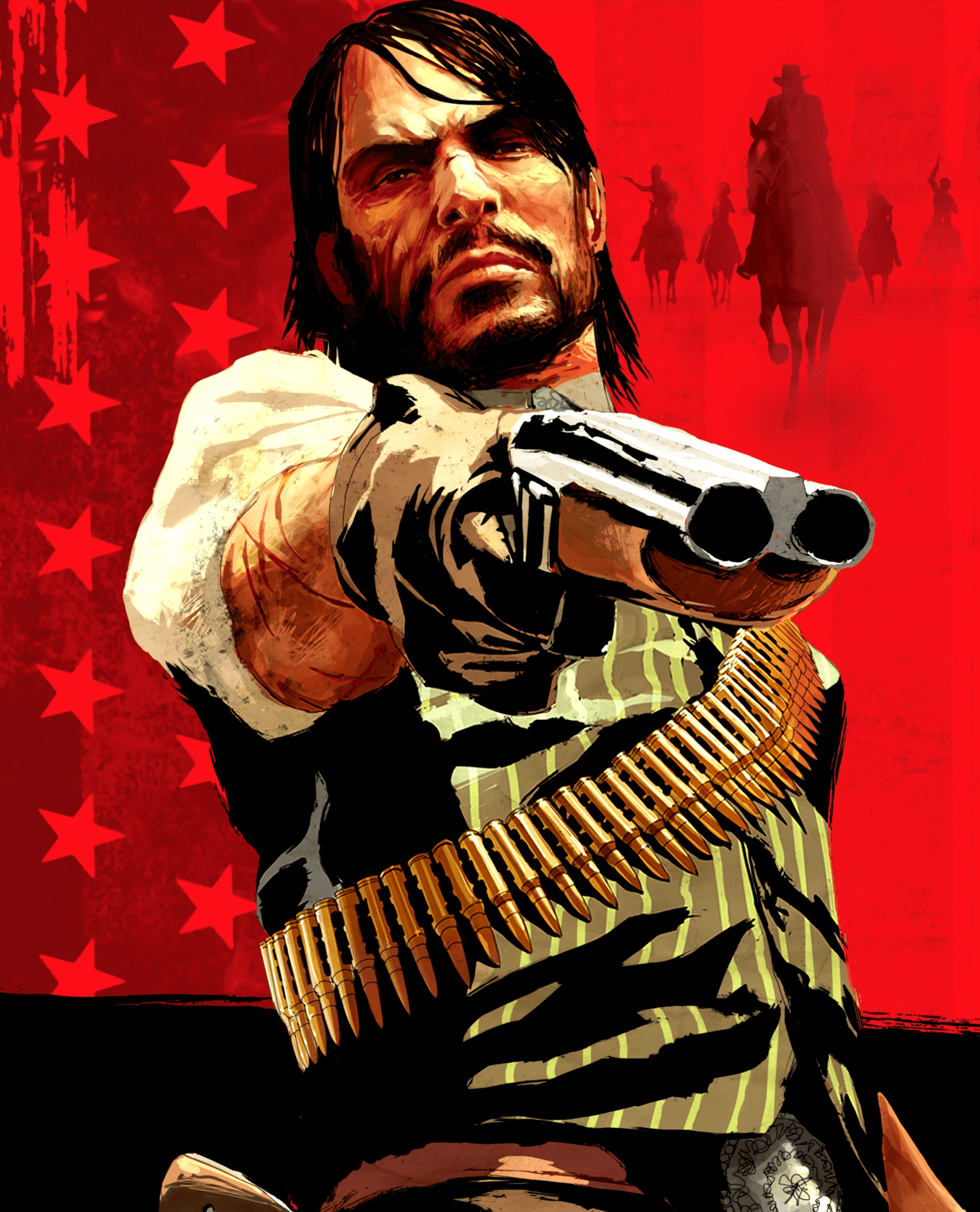 Cover - Red Dead Redemption