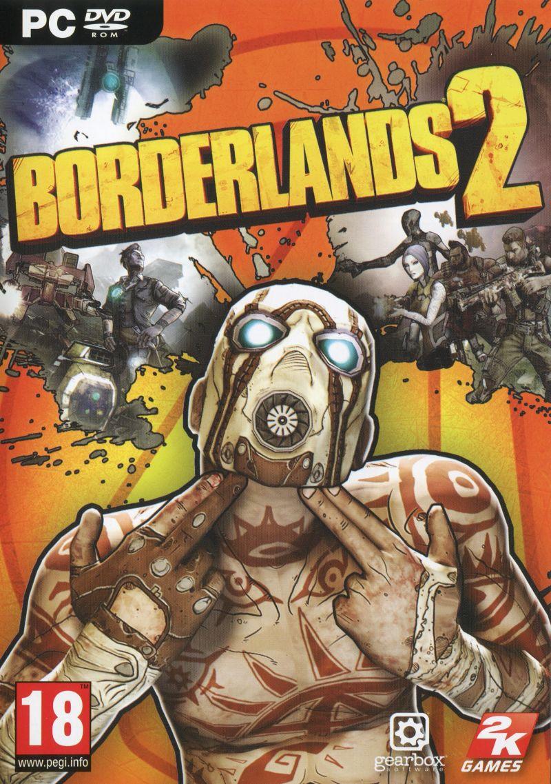Cover - Borderlands 2