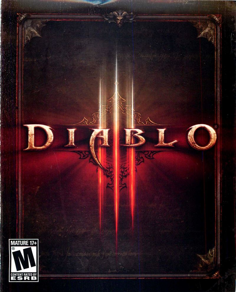 Cover - Diablo 3