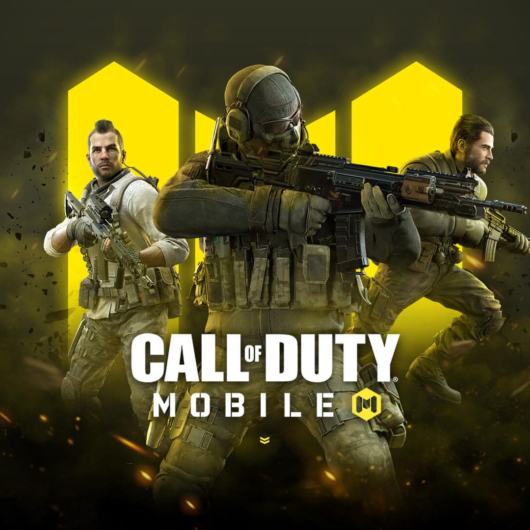 Cover - Call of Duty: Mobile