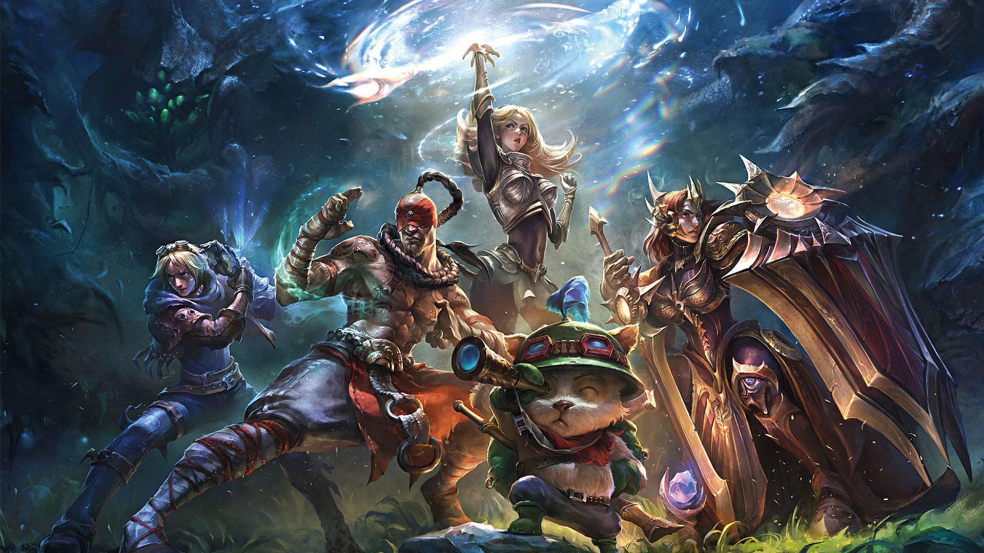 League of Legends | Pixel Vault