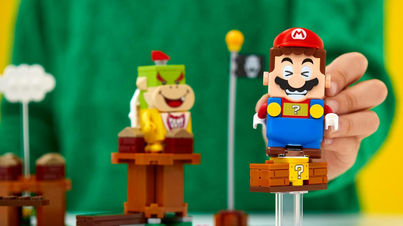 Mario Lego | Pixel Vault