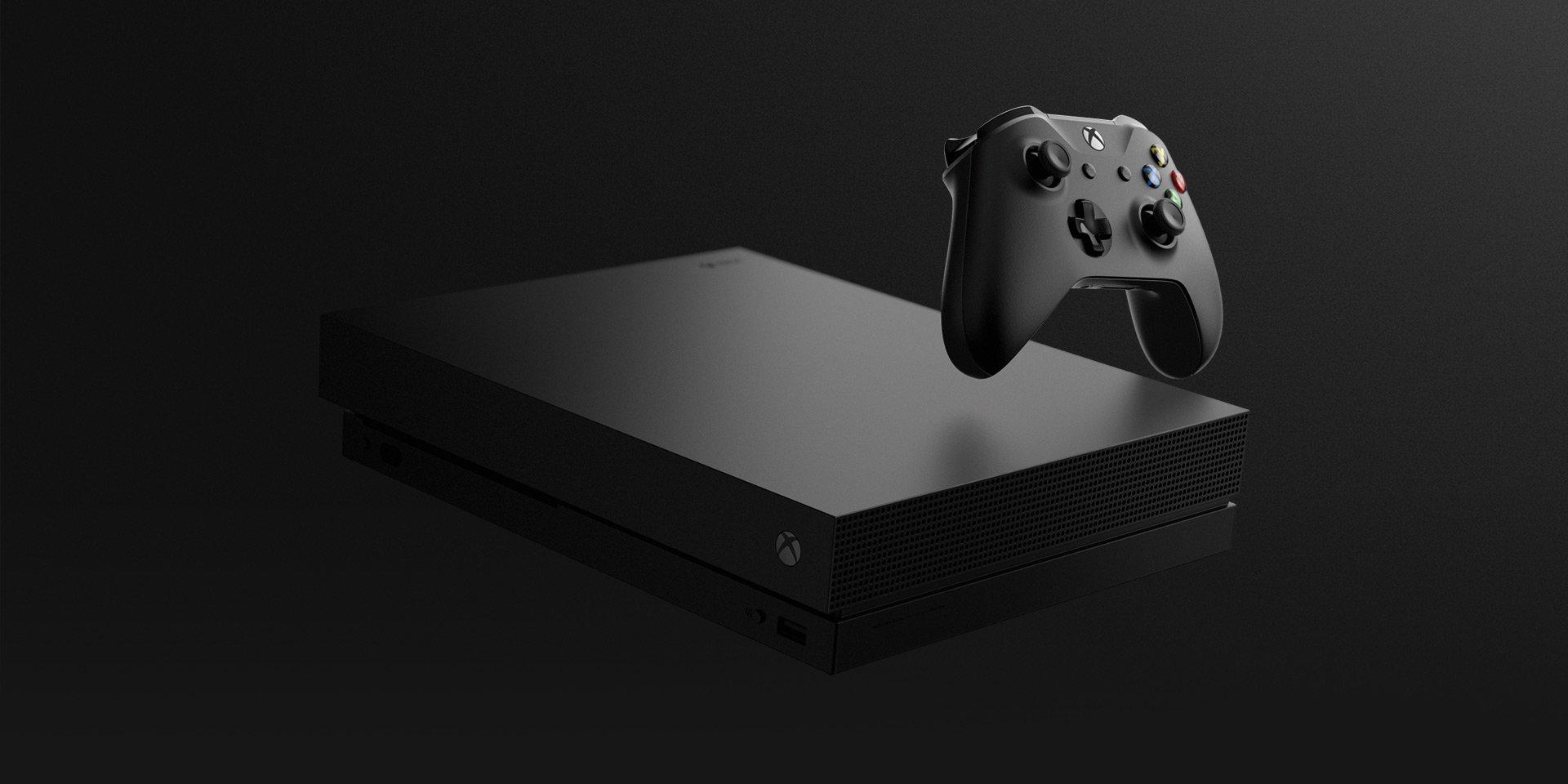 Xbox One X | Pixel Vault